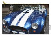 1965 Cobra Shelby Carry-all Pouch