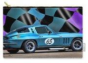 1965 Corvette Carry-all Pouch