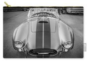 1965 Ford Ac Cobra Replica Painted Bw Carry-all Pouch