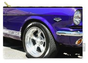 1965 Ford Mustang Gt350 Muscle Car Carry-all Pouch