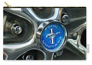 1965 Ford Mustang Wheel Rim Carry-all Pouch