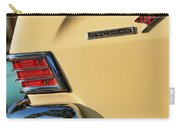 1965 Mercury Comet Cyclone Carry-all Pouch
