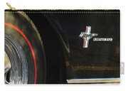 1965 Shelby Prototype Ford Mustang Emblem -0248c Carry-all Pouch