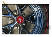 1965 Shelby Prototype Ford Mustang Wheel Carry-all Pouch