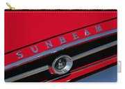 1965 Sunbeam Tiger Grille Emblem Carry-all Pouch