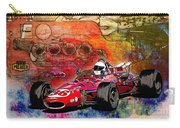 1966 9 Eagle Indy Carry-all Pouch