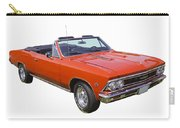 1966 Chevrolet Chevelle Convertible 283  Carry-all Pouch