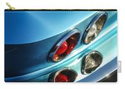 1966 Chevrolet Corvette Taillight -120c Carry-all Pouch