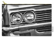 1966 Chevy Impala Ss Convertible Carry-all Pouch