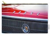 1966 Dodge Charger Grille Emblem Carry-all Pouch