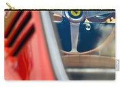 1966 Ferrari 275 Gtb Steering Wheel -0408c Carry-all Pouch