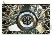1966 Ferrari 330 Gtc Coupe Wheel Rim Emblem Carry-all Pouch