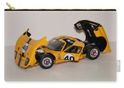 1966 Ford Gt40 - Diecast Carry-all Pouch