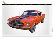 1966 Ford Mustang Fastback Carry-all Pouch