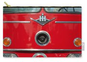 1966 International Harvester Pumping Ladder Fire Truck - 549 Ford Gas Motor Carry-all Pouch
