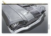 1966 Mustang Hood And Headlight Carry-all Pouch
