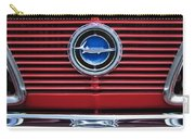 1966 Plymouth Barracuda - Cuda Grille Emblem Carry-all Pouch