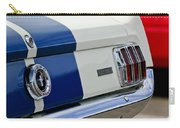 1966 Shelby Gt 350 Taillight Carry-all Pouch