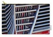 1967 Alfa Romeo Giulia Super Grille Emblem Carry-all Pouch