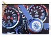 1967 Aston Martin Db6 Volante Steering Wheel 2 Carry-all Pouch