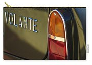 1967 Aston Martin Db6 Volante Tail Light Carry-all Pouch