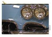 1967 Blue Corvette-front Left Carry-all Pouch