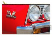 1967 Chevrolet Chevelle Ss Emblem Carry-all Pouch