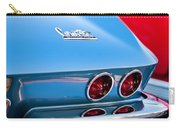 1967 Chevrolet Corvette Taillights Carry-all Pouch