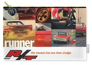 1967 Dodge Coronet R/t Carry-all Pouch