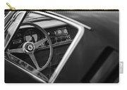 1967 Ferrari 275 Gtb-4 Berlinetta Steering Wheel Carry-all Pouch by Jill Reger