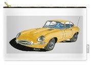 1967 Jaguar X K E Coupe Carry-all Pouch