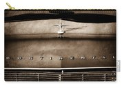1967 Lincoln Continental Hood Ornament - Emblem Carry-all Pouch
