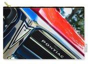 1967 Pontiac Firebird Grille Emblem Carry-all Pouch