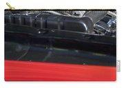 1967 Pontiac Gto Engine Emblem Carry-all Pouch