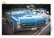 1967 Pontiac Gto Carry-all Pouch