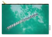 1967 Volkswagen Vw Bug Emblem Carry-all Pouch