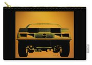 1968 Camaro Ss  Full Rear Carry-all Pouch