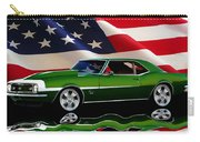 1968 Camaro Tribute Carry-all Pouch
