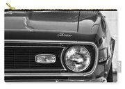1968 Chevy Camaro Ss 350 Carry-all Pouch