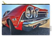 1968 Chevy Chevelle Ss 396 Carry-all Pouch
