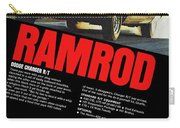 1968 Dodge Charger R/t - Ramrod Carry-all Pouch