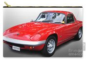 1968 Lotus - Elan S4 -  Full View Carry-all Pouch