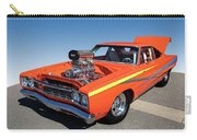 1968 Plymouth Road Runner Carry-all Pouch