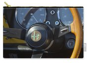 1969 Alfa Romeo 1750 Spider Steering Wheel Carry-all Pouch