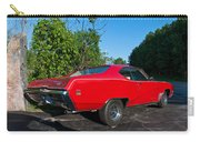 1969 Buick Gs Carry-all Pouch