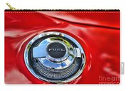 1969 Charger Fuel Cap Carry-all Pouch