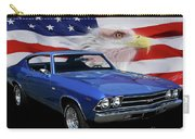 1969 Chevelle Tribute Carry-all Pouch