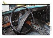 1969 Chevrolet Camaro Rs - Orange - Interior - 7601 Carry-all Pouch