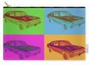 1969 Chevrolet Nova Yenko 427 Muscle Car Pop Art Carry-all Pouch
