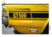1969 Ford Shelby Mustang Gt500 Carry-all Pouch